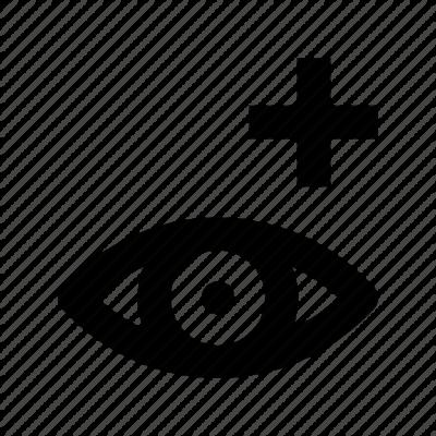 eye clinic icon
