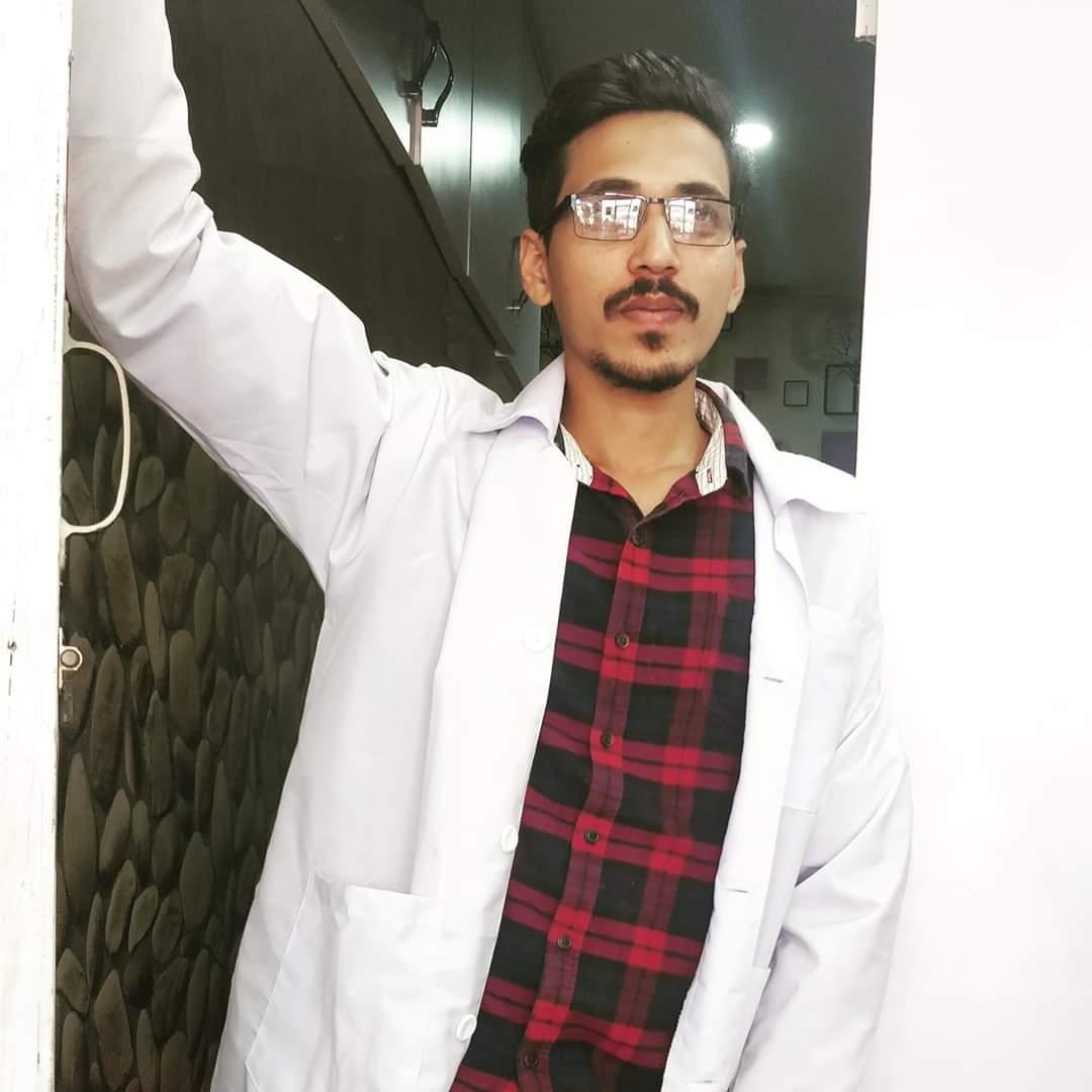 Founder of Eyemart Nepal